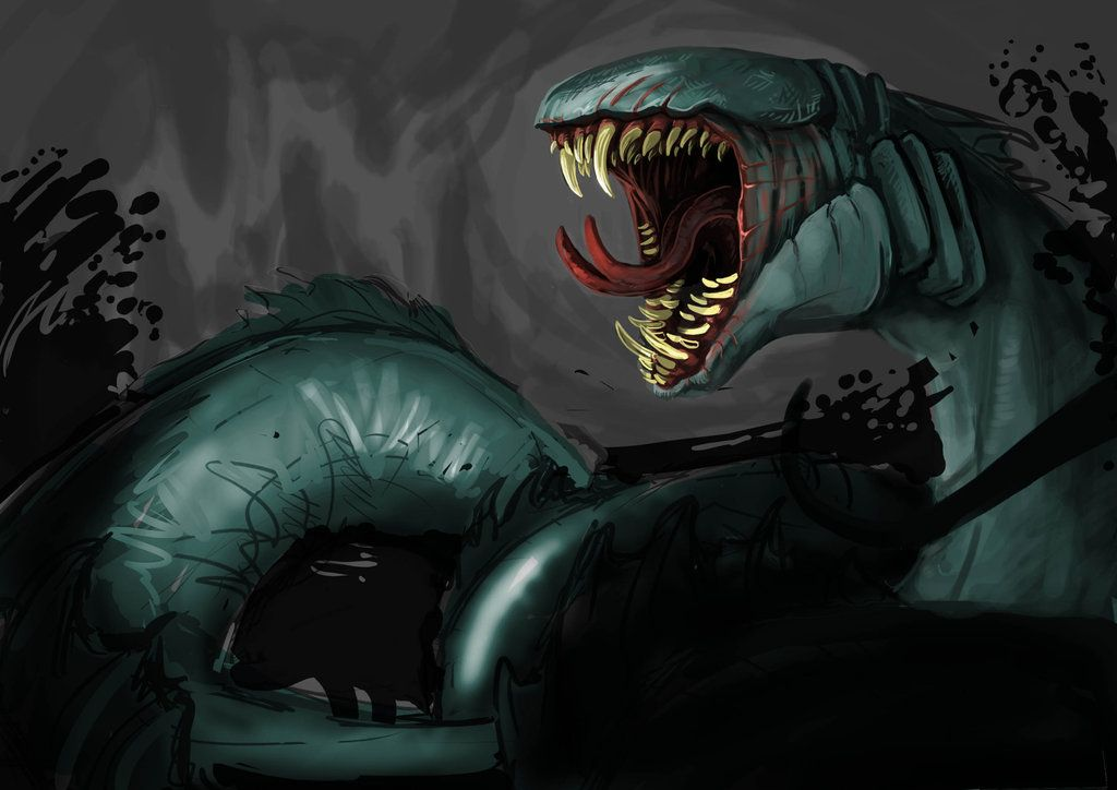 SPN Leviathan - WIP by AbelPhee.deviantart.com on @DeviantArt ...