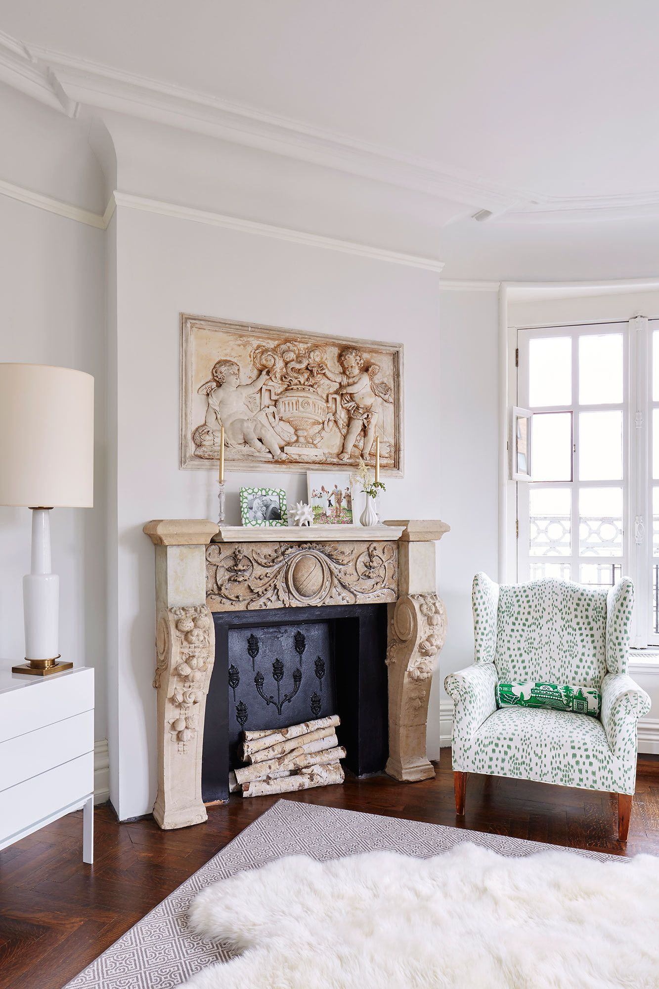 A Feminine French-Inspired Home on the Upper West Side | Concrete ...