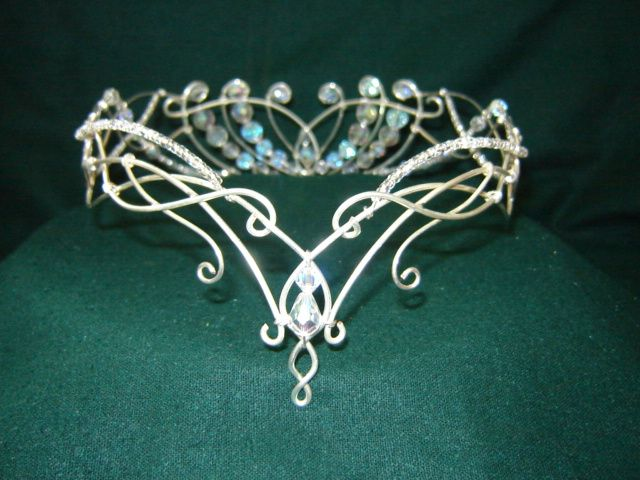 Circlets, Crowns, Tiaras and Dresses for your Medieval, Celtic or ...