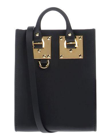 SOPHIE HULME Handbag. #sophiehulme #bags #shoulder bags #clutch #leather #hand bags #