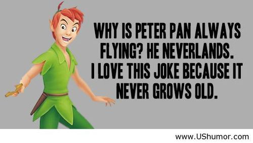 Pin By Sheppard Memorial Library On Laugh Out Loud Disney Puns Disney Funny Jokes