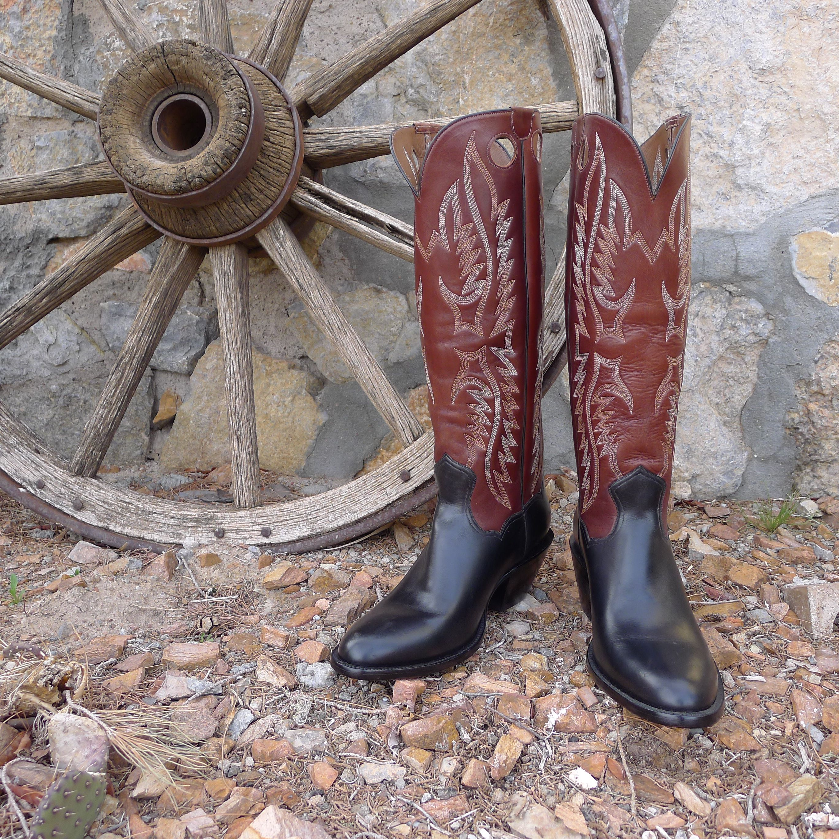 Custom Cowboy Boots, Stock Work Boot, handmade by Legendary