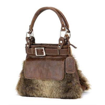 Mrs Wolf Handbag