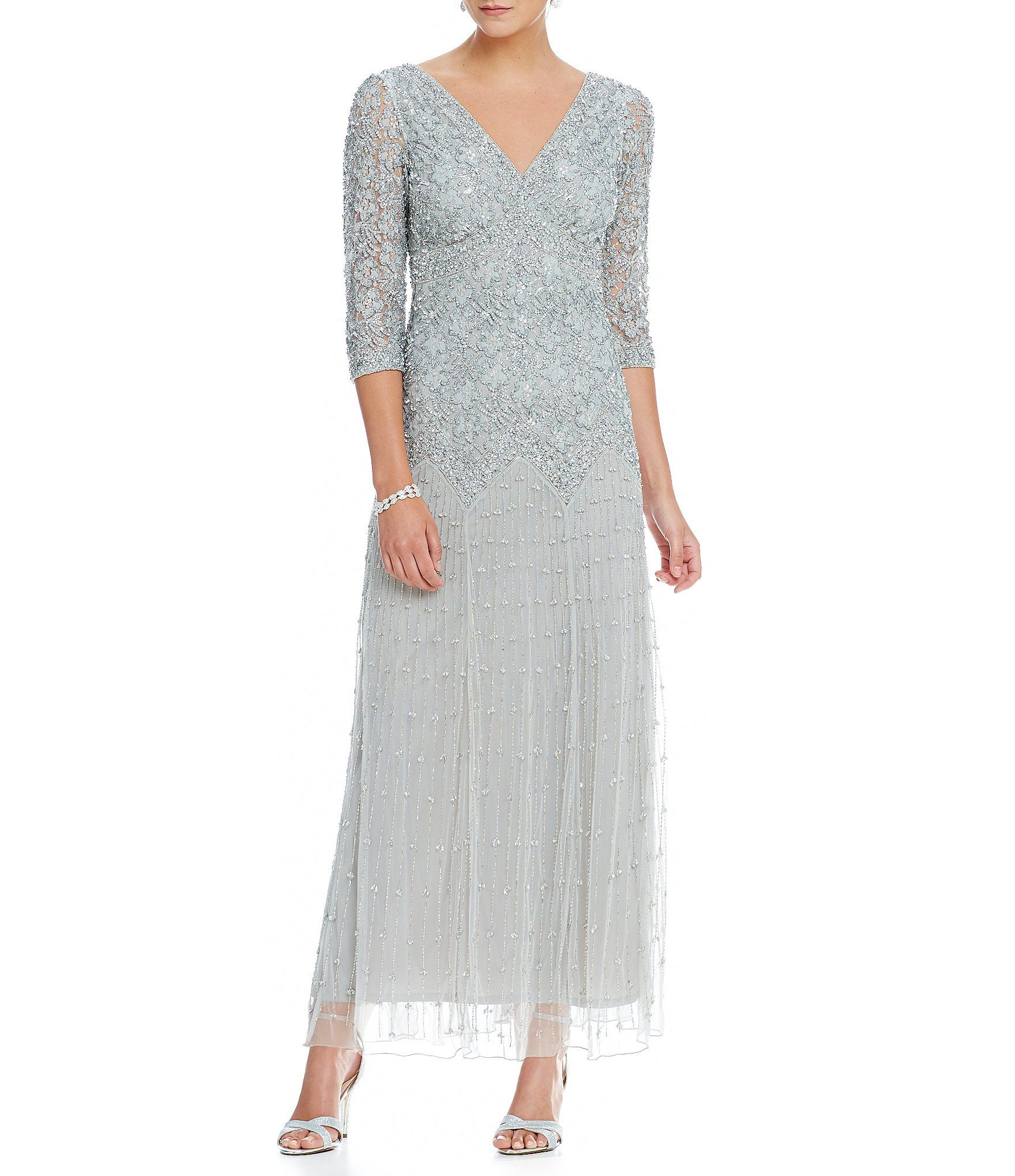 21840ae1071 Dillards Petite Dresses Mother Bride