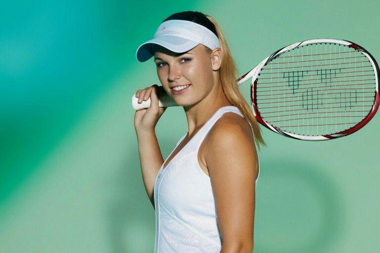 Caroline Wozniackte Dinamarca Tennis Caroline Wozniacki 10 Most Beautiful Women Tennis