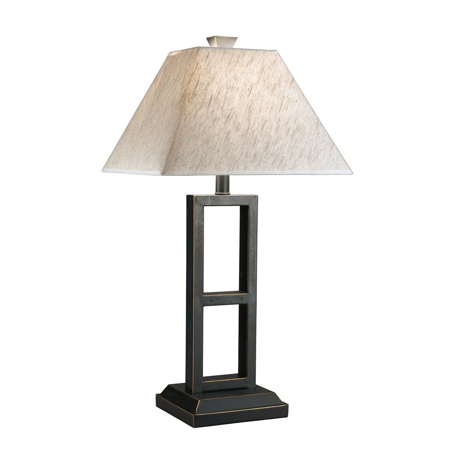 Great Signature Design By Ashley Deidra Black Table Lamps (Set Of 2) | Overstock.