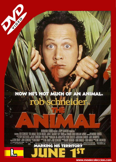 Http Moviecoleccion Com 2016 11 Animal 2001 Dvdrip Latino Html Rob Schneider Comedy Movies Movies