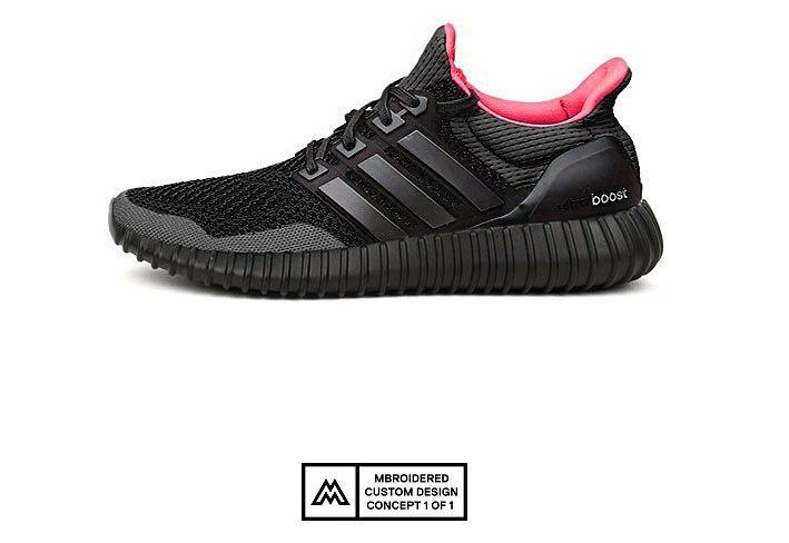 Adidas Yeezy Ultra Boost Core Black