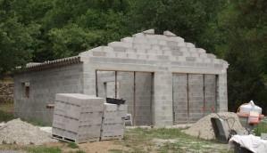 construction d un garage en parpaing