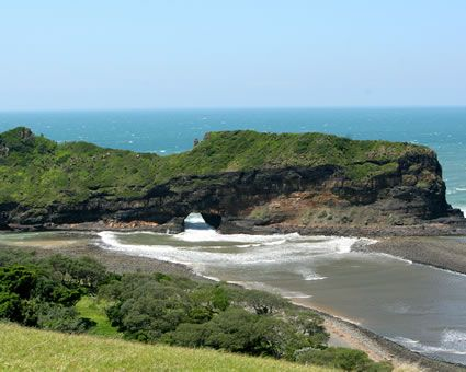 transkei south africa africa travel south africa africa on hole in the wall rock formation eastern cape id=39654