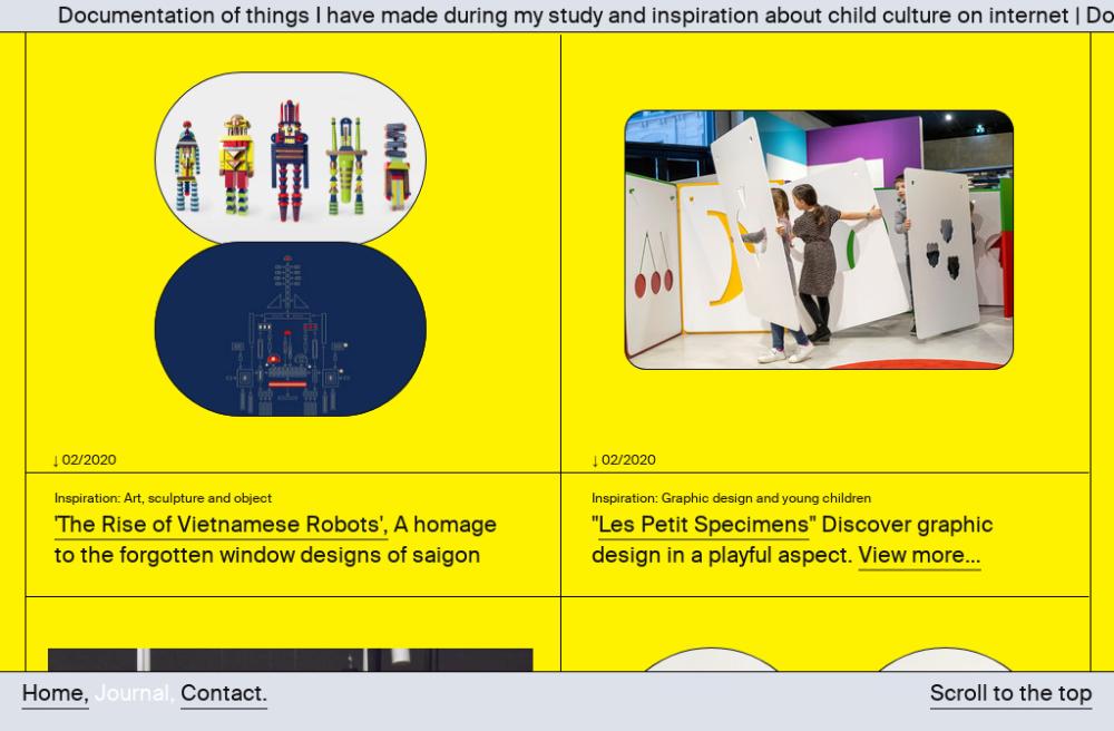 Www Childish Studio Runs By Irvandy Syafruddin Communication Designer And Mfa Child Culture Design Student At In 2020 Children Culture Design Student Positive Change