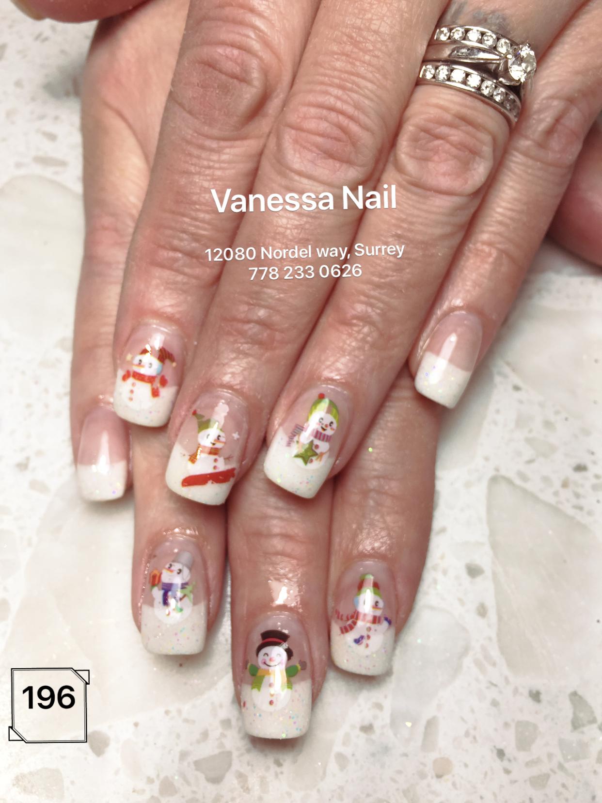 Vanessa Nail Spa Nail Salon Open In Surrey Near Me Surrey Bc Vanessa Nails Nail Spa Nails