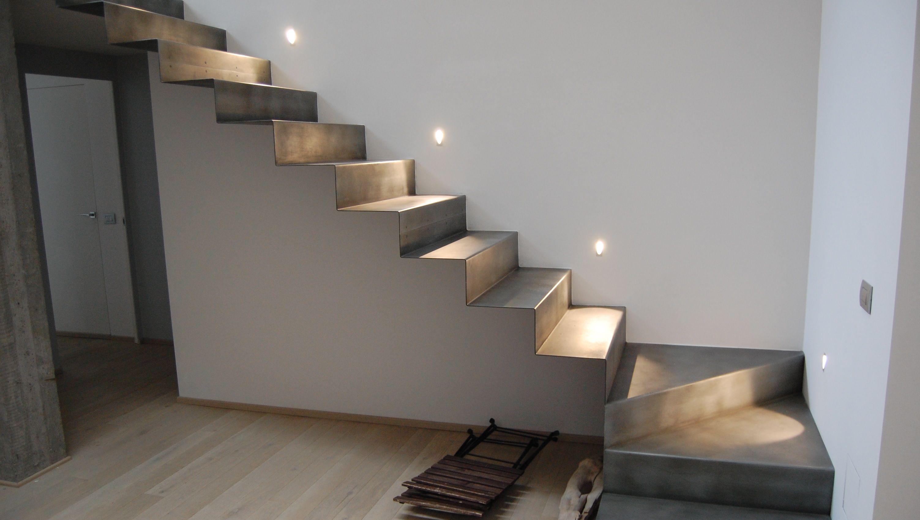 scale arredo per interni con scale in ferro scale in