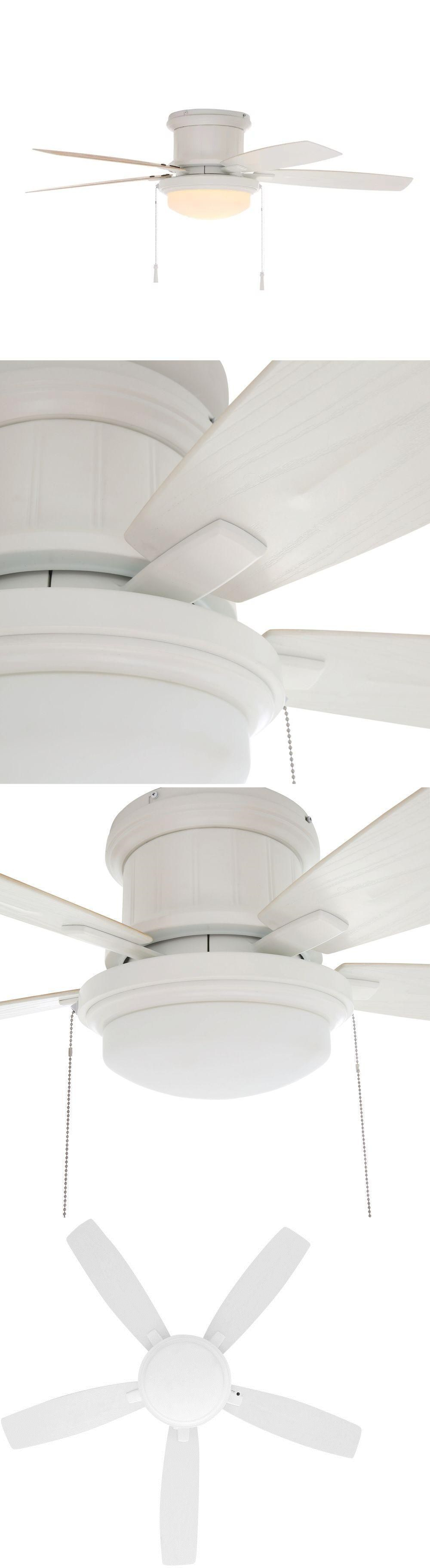 Ceiling Fans Hampton Bay 48 In Indoor Outdoor Hugger