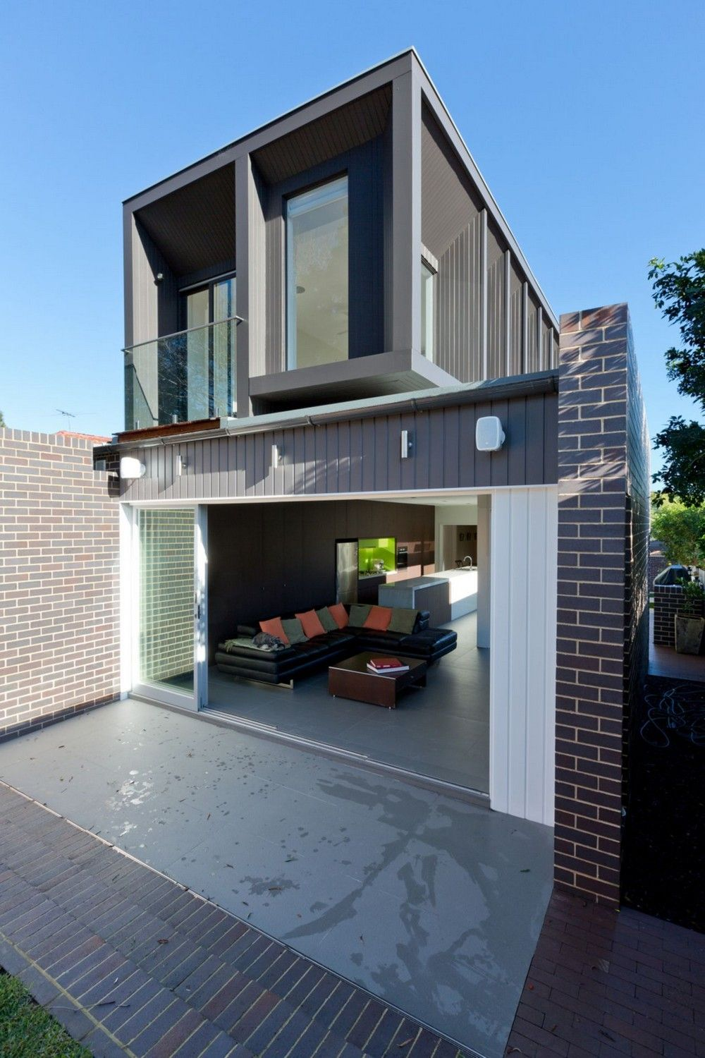 Exterior Architecture exterior g house architecture australian modern architecture with