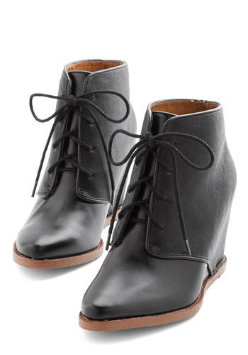 Dolce Vita Strut Ever You Like Bootie | Mod Retro Vintage Boots | ModCloth