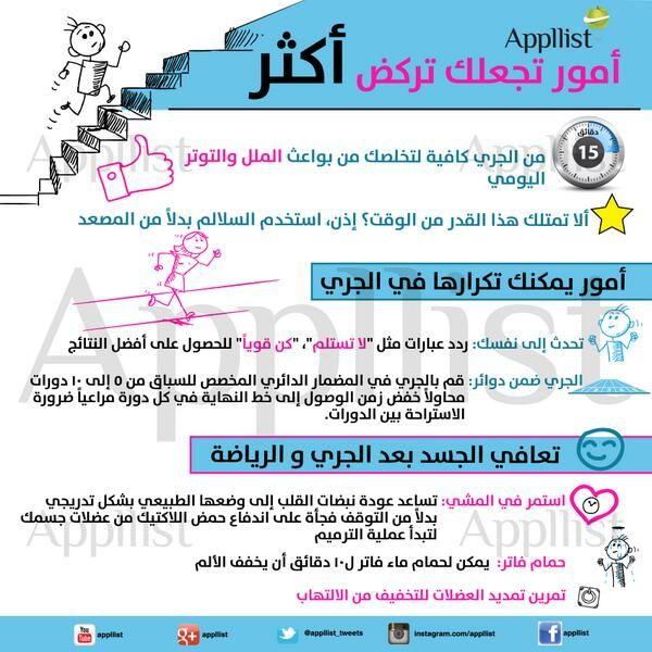 ابليست بالعربية On Twitter Life Habits Physical Activities Health