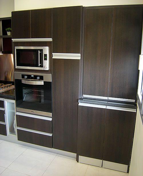 Amoblamiento de cocina a medida casa home pinterest - Amoblamiento de cocina ...