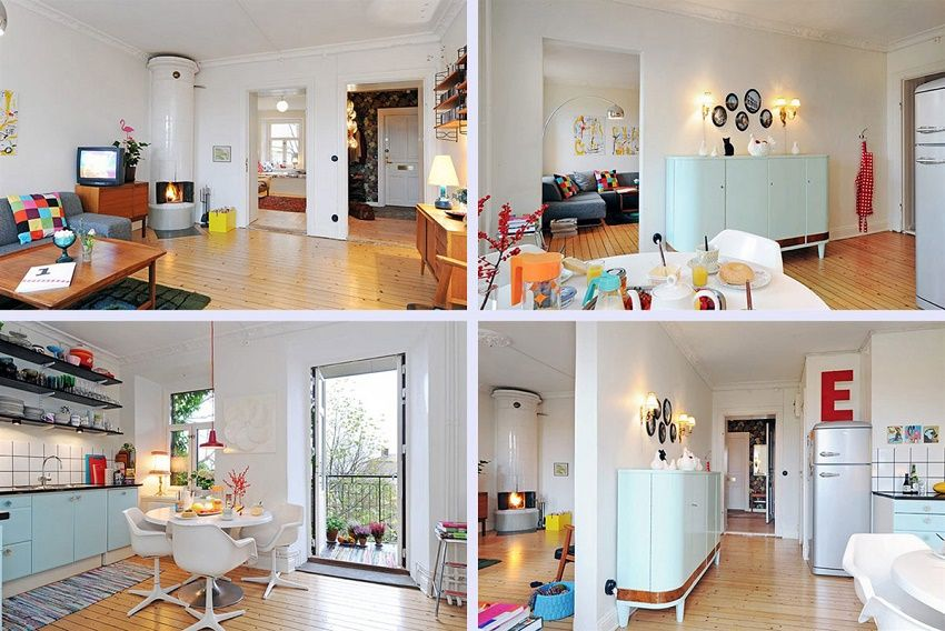 Consejos para decorar apartamentos peque os casas y for Amoblar departamentos pequenos