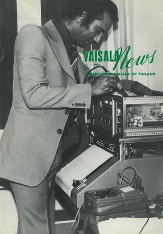 Issuu - Editor - vaisalanews_72_1976