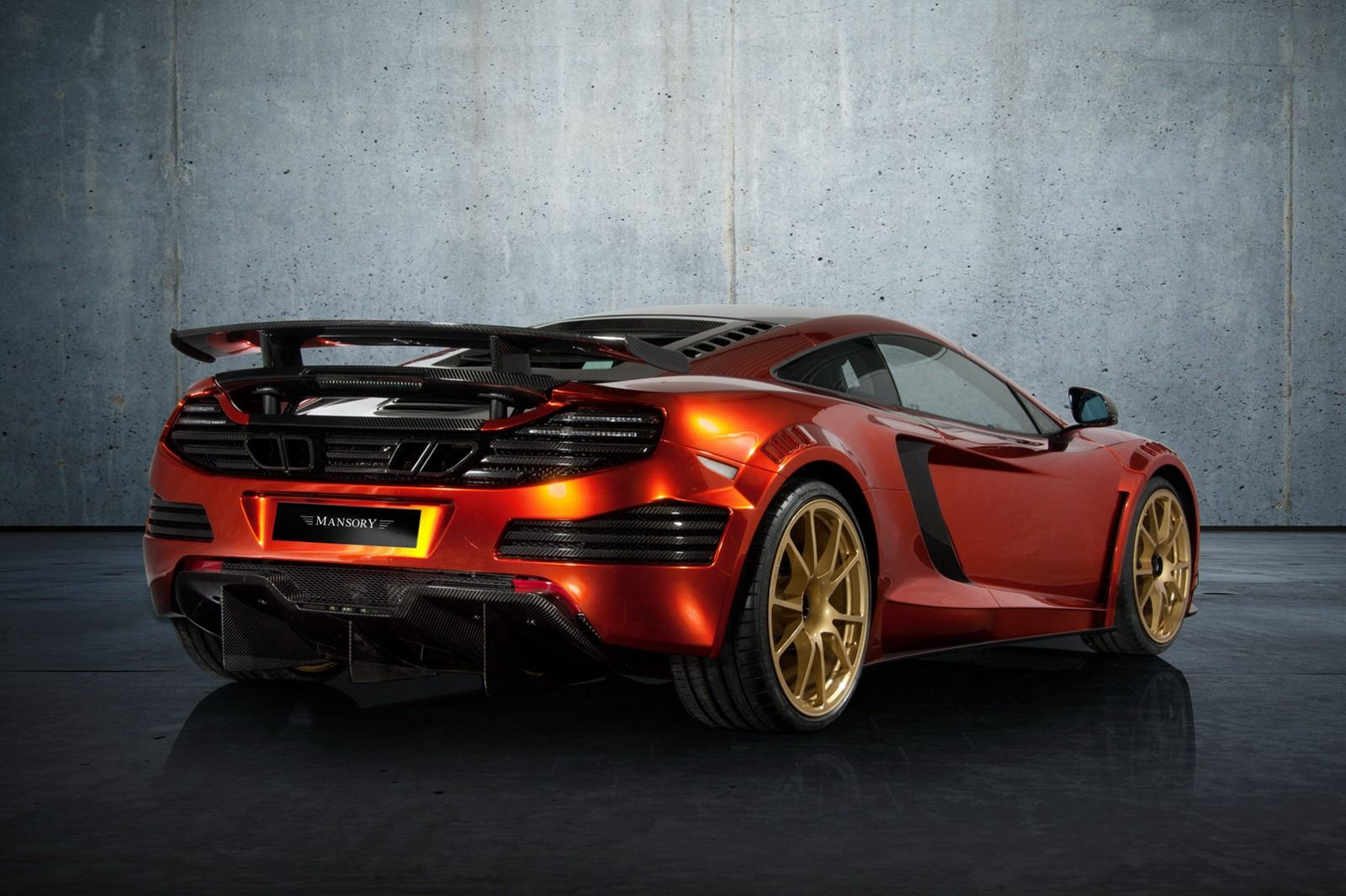 The Mansory guys are at it again, super charging the ...