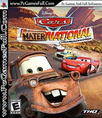 Cars Mater National Championship Game Free Download Full Version For