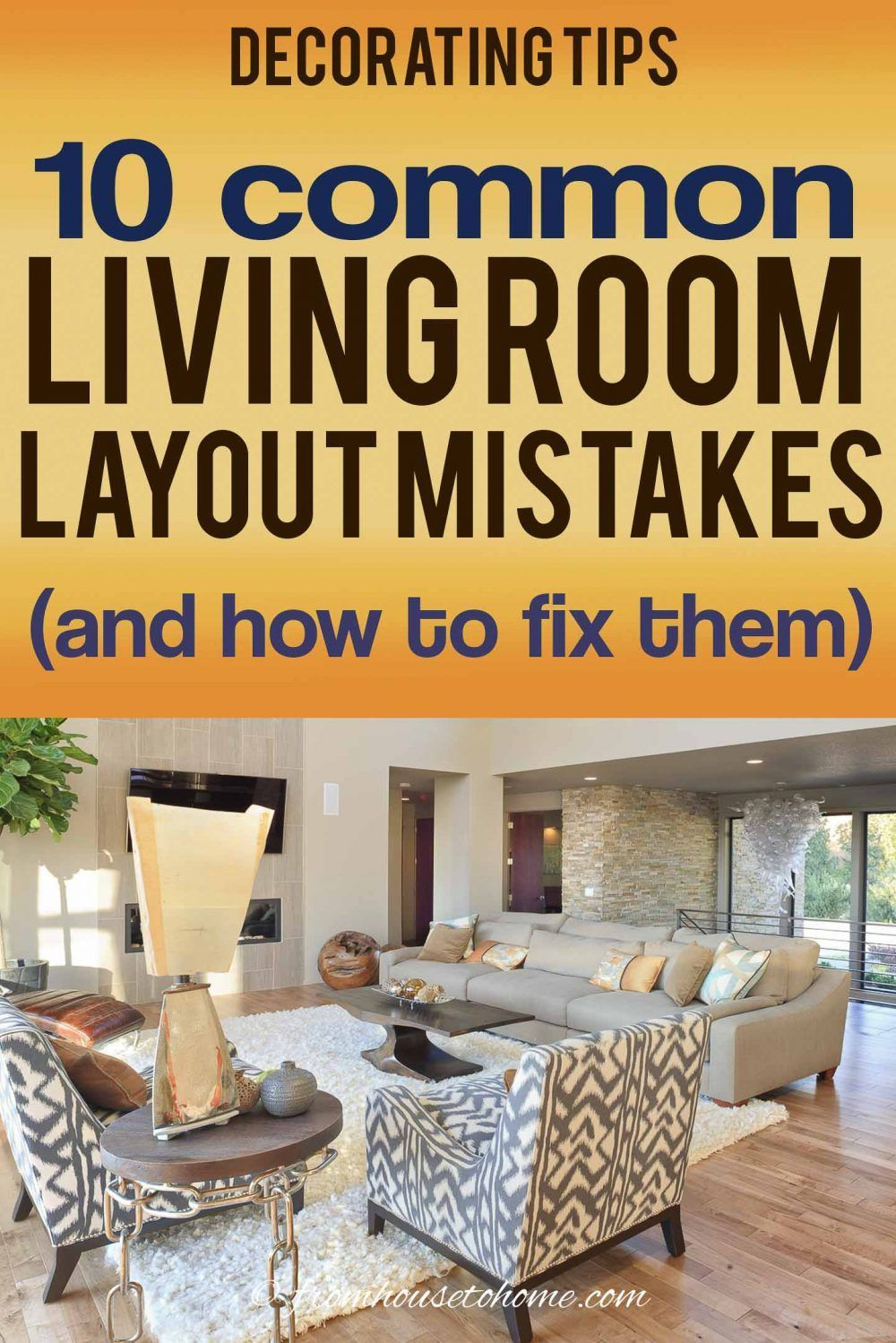 10 Common Living Room Layout Mistakes And How To Fix Them In 2020 Livingroom Layout Room Layout Living Room Furniture Arrangement