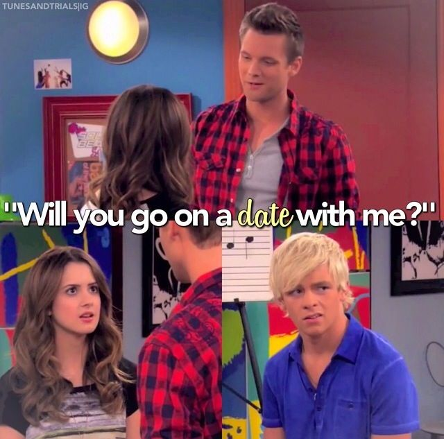 The Last Pic Actually Isn T Right Tho Austin Wasn T In The Room When Gavin Asked Ally Out Am I The Only One Austin And Ally Austin Ross Disney Quotes Funny