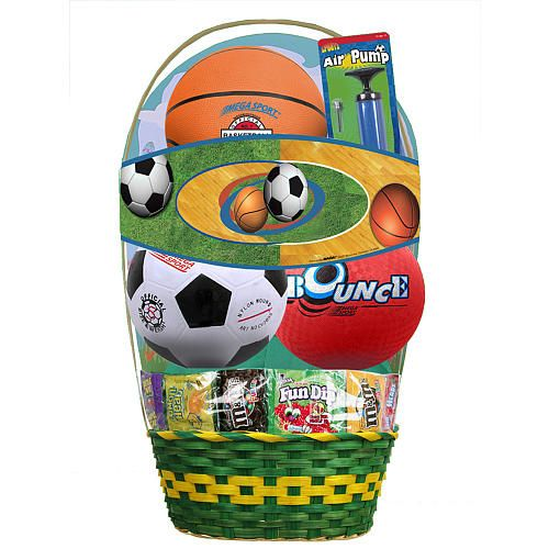Sports Easter Basket For Youre Mvp