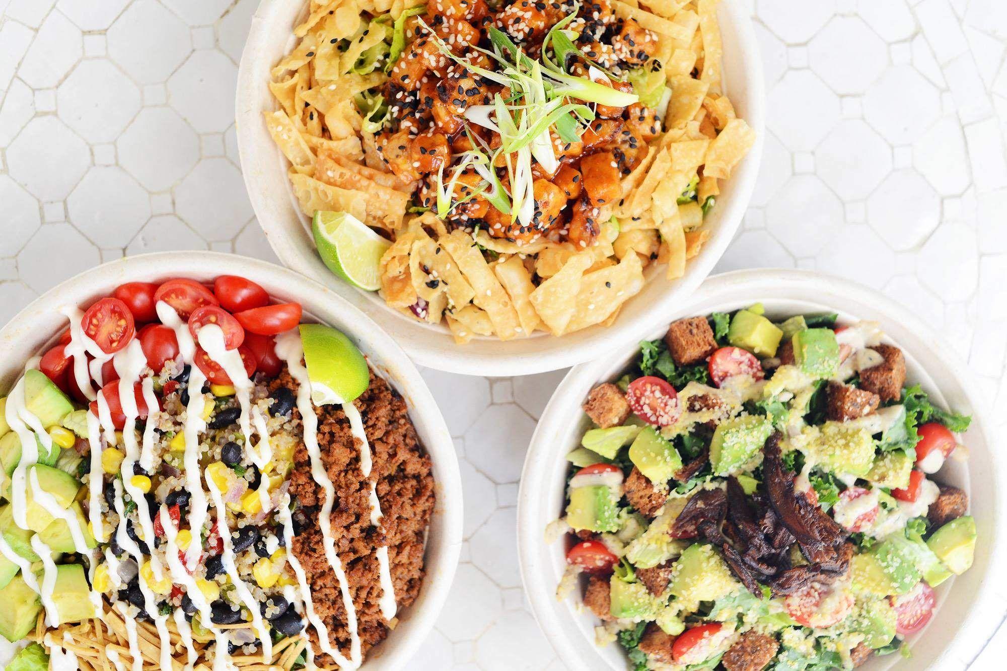 Grow Your Plant Based Dining Options At Nyc S Best Vegan Vegetarian Restaurants Best Vegan Restaurants Vegan Restaurants Vegan Fast Food