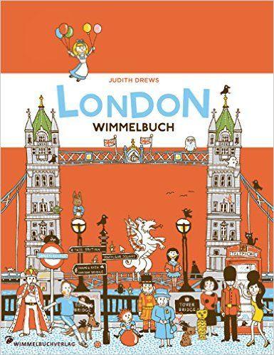 London Wimmelbuch: Amazon.de: Judith Drews: Bücher