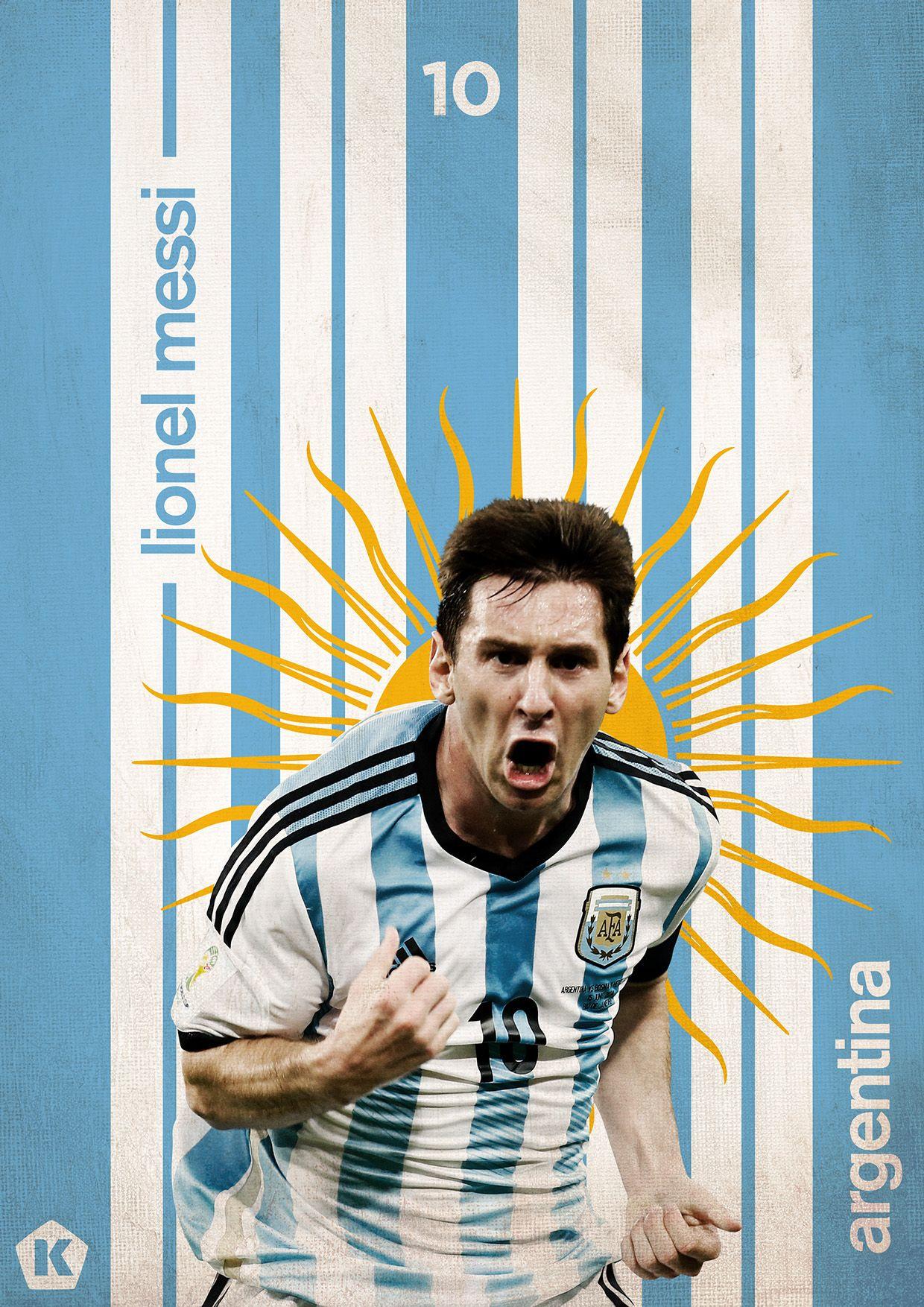 917098e3d92 Pin by Margarita Carrillo on soccer | Soccer world, Messi, Soccer poster