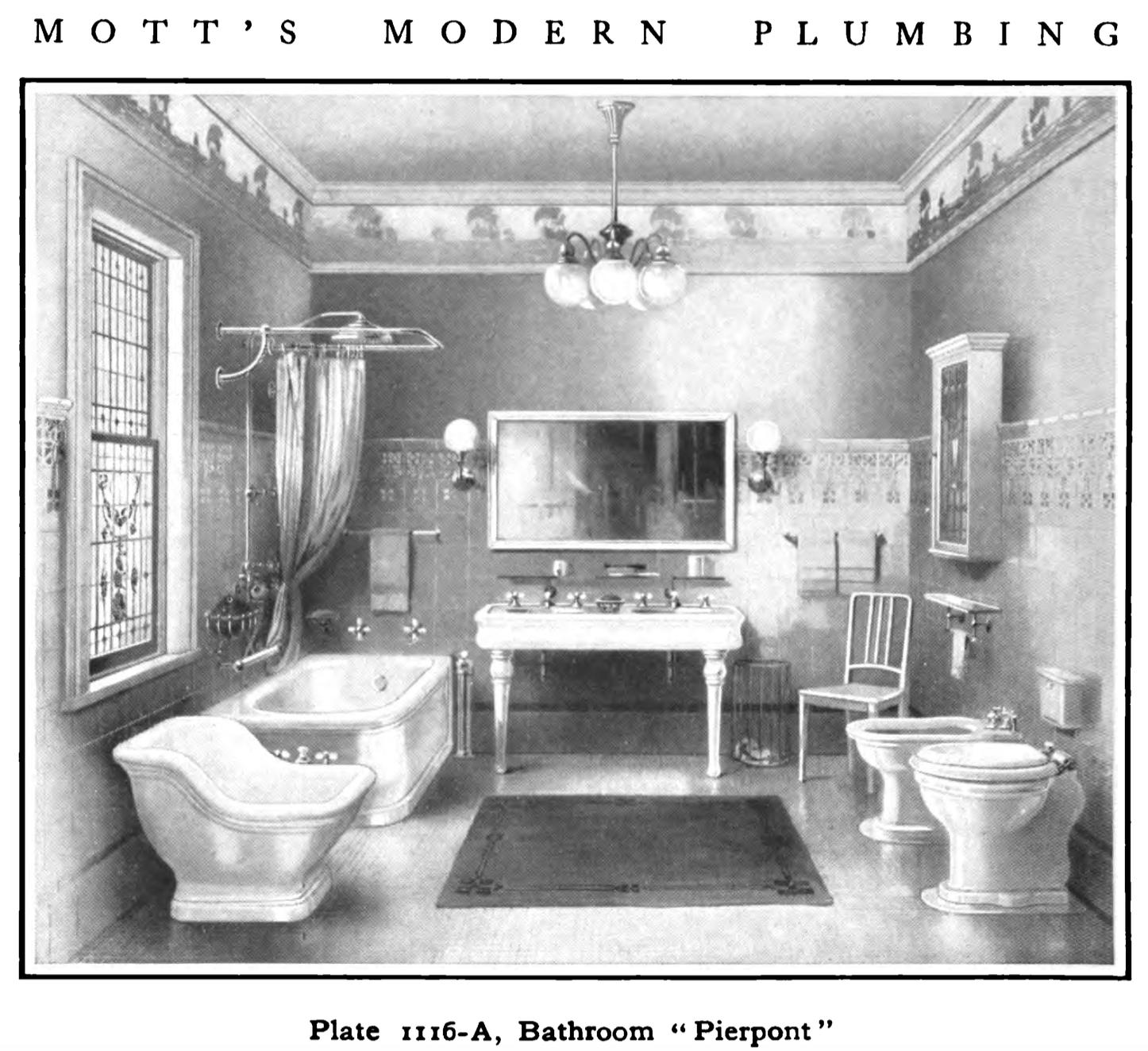 Laurelhurst Craftsman Bungalow: Mott\'s 1914 Plumbing Catalog | Early ...