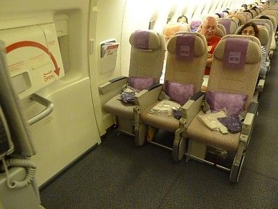 Best seat options on boeing 777-300er