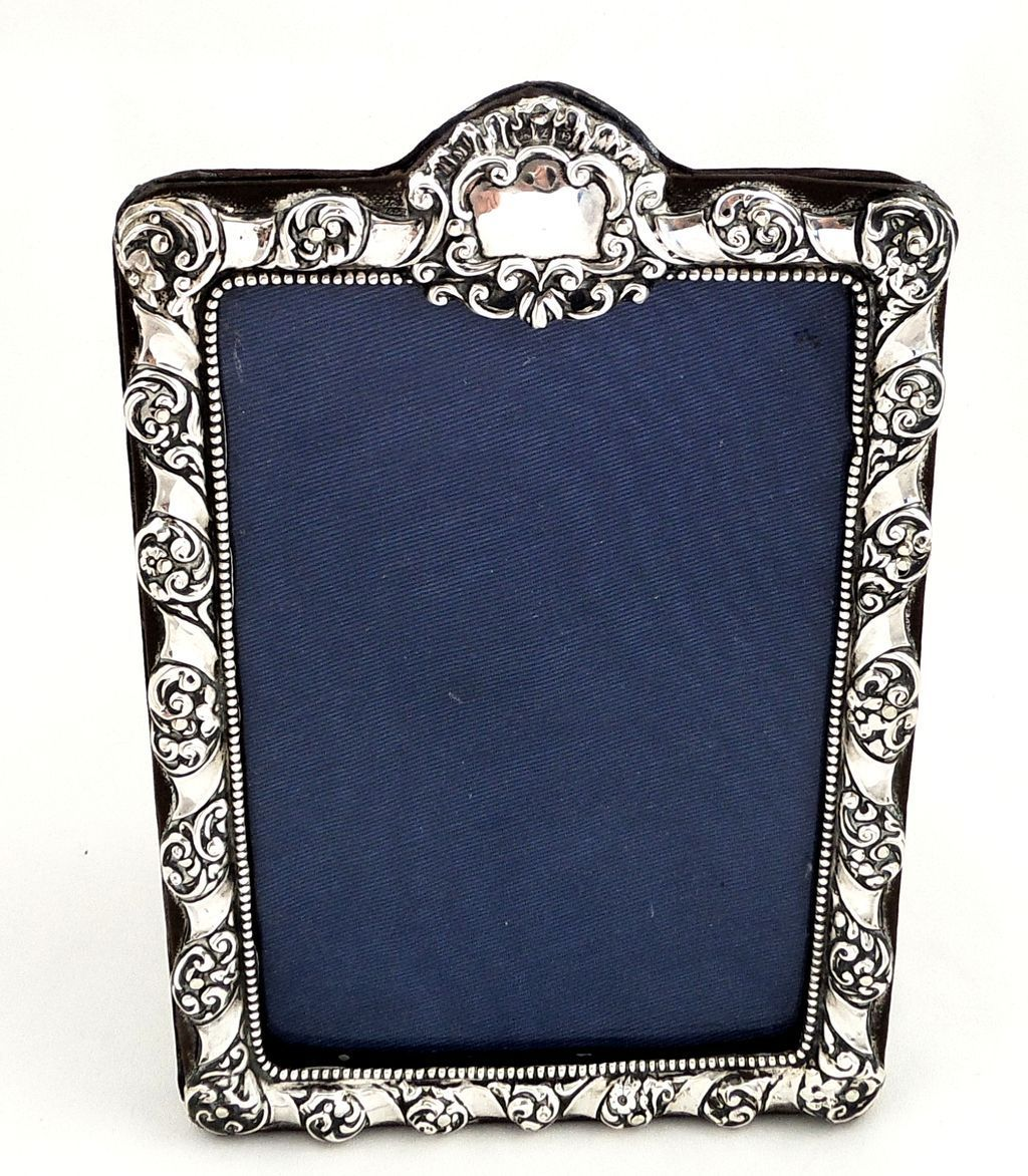 Pin by JB on a Antique Silver Picture Frames | Pinterest