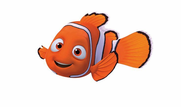 81 Awesome Nemo Characters Clipart