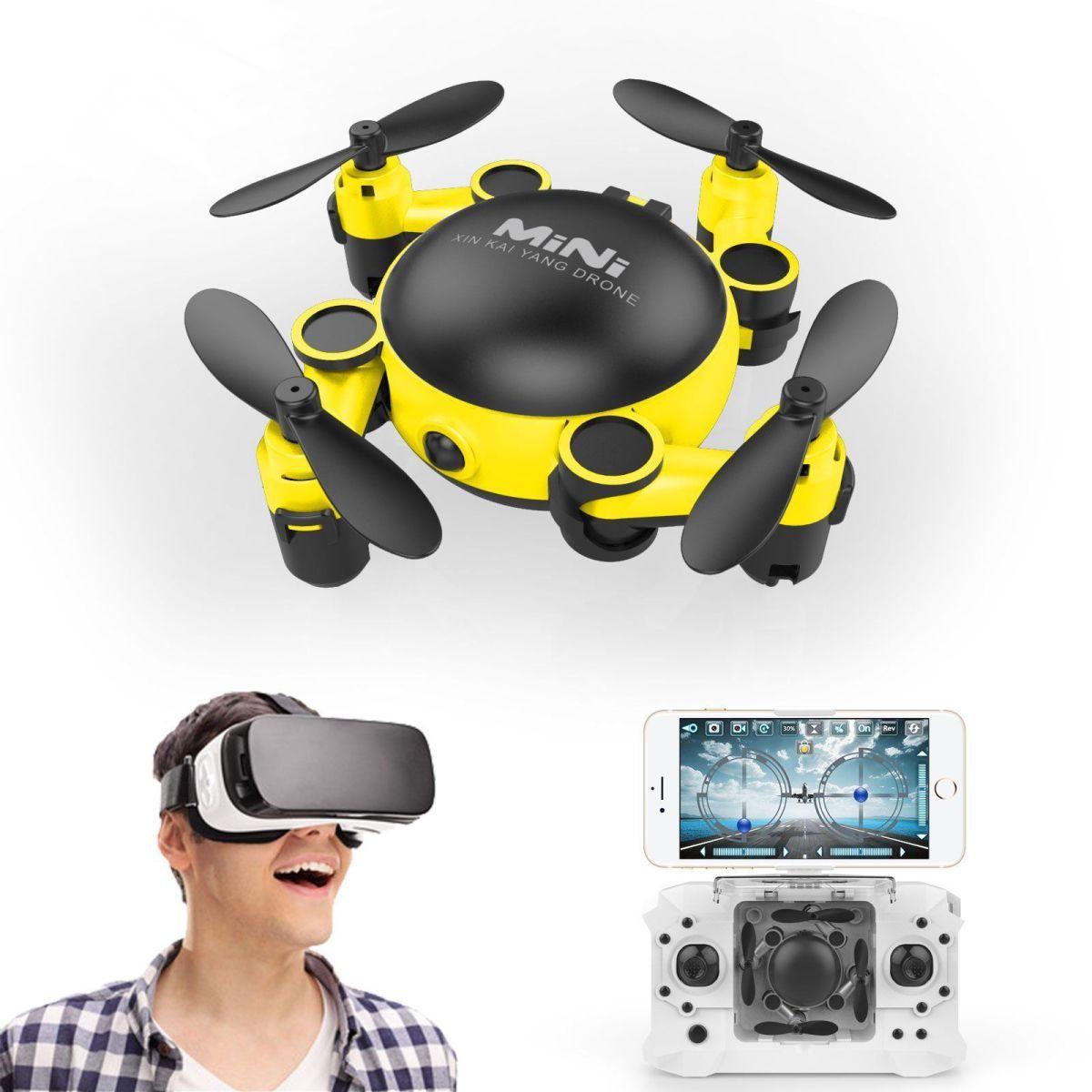 Foldable Mini Wifi Hover Camera Wifi Fpv Rc Quadcopter Hd Selfie Drone Rtf Rc Camera Drones For Sale Drones Concept Drone Business
