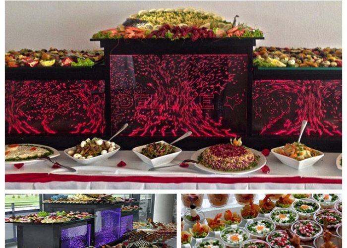 Catering Service Deluxe - Exklusive Partyservice zu jedem ...
