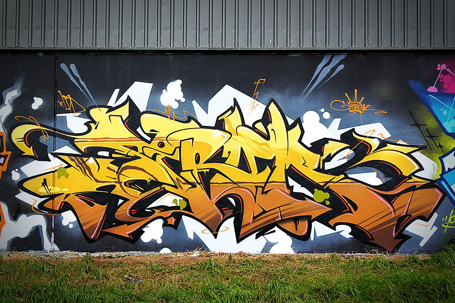 Komplex Graphix | Graffiti & Wall Art - Komplex Graphix | Urban ...