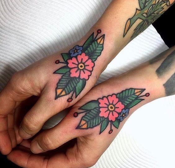 Photo of Small traditional tattoos: 40+ great old school tattoo ideas – best tattoo ideas