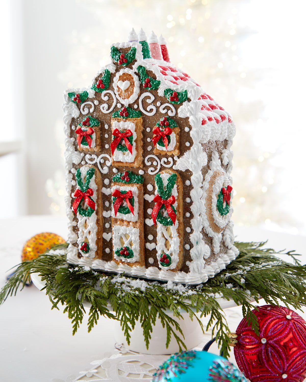 Sweet Savannah Dutch Village 4 Gingerbread House in 2020