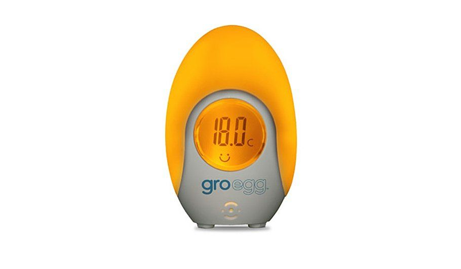 pretty nice 653e4 9fcaa Gro Egg Colour Changing Thermometer | Nursery Ideas | Eggs ...