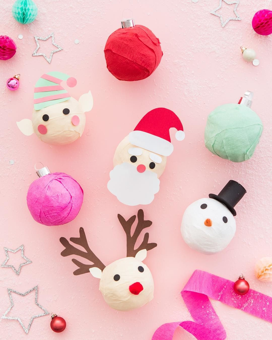 Christmas Surprise Balls! Unwrap to find ten tiny gifts inside. Love ...