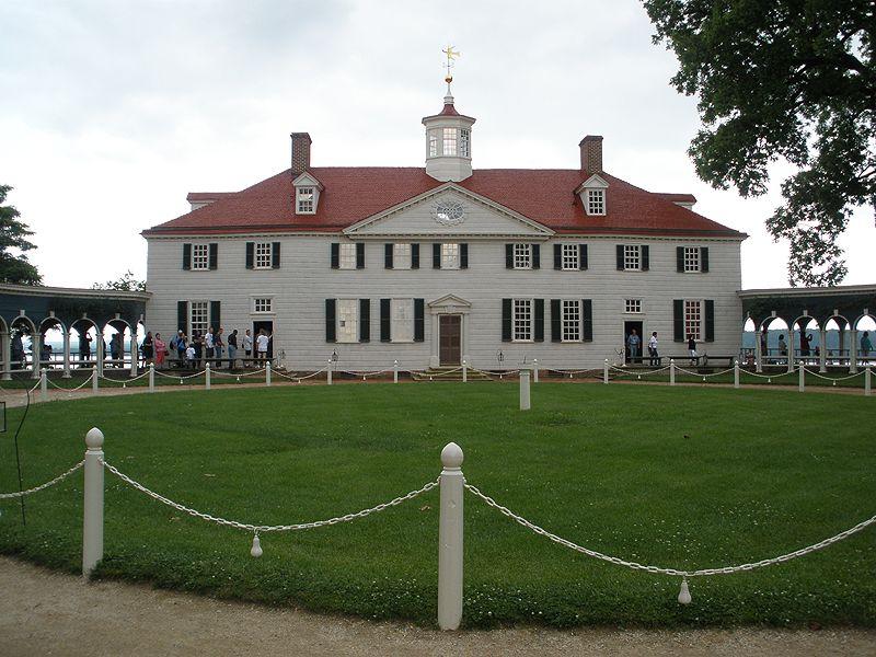 National Harbor Ferry To Mount Vernon