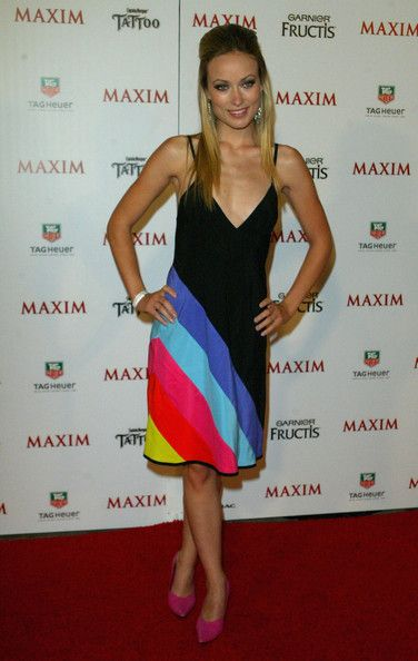 Olivia Wilde Photos Photos  2005 Maxim Hot 100 List - Arrivals in ... e33f78398