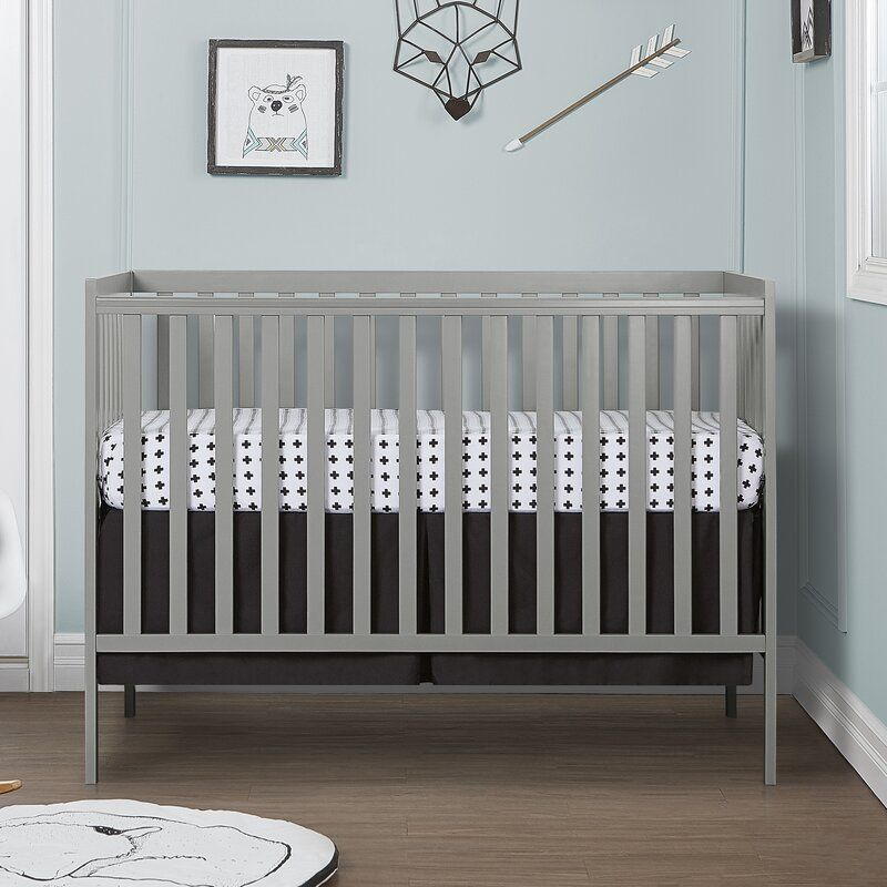 Synergy 3 In 1 Convertible Crib In 2020 Cribs Convertible Crib Baby Cribs Convertible