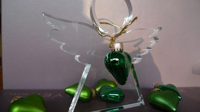 Engel  von PAULSBECK Buchstaben, Dekoration & Geschenke auf DaWanda.com