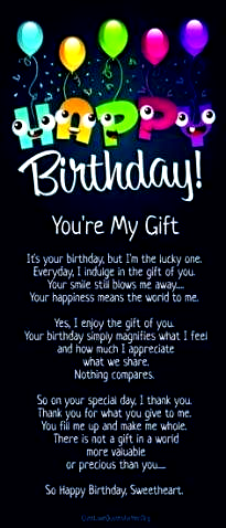 Happy Birthday Images For Him Love