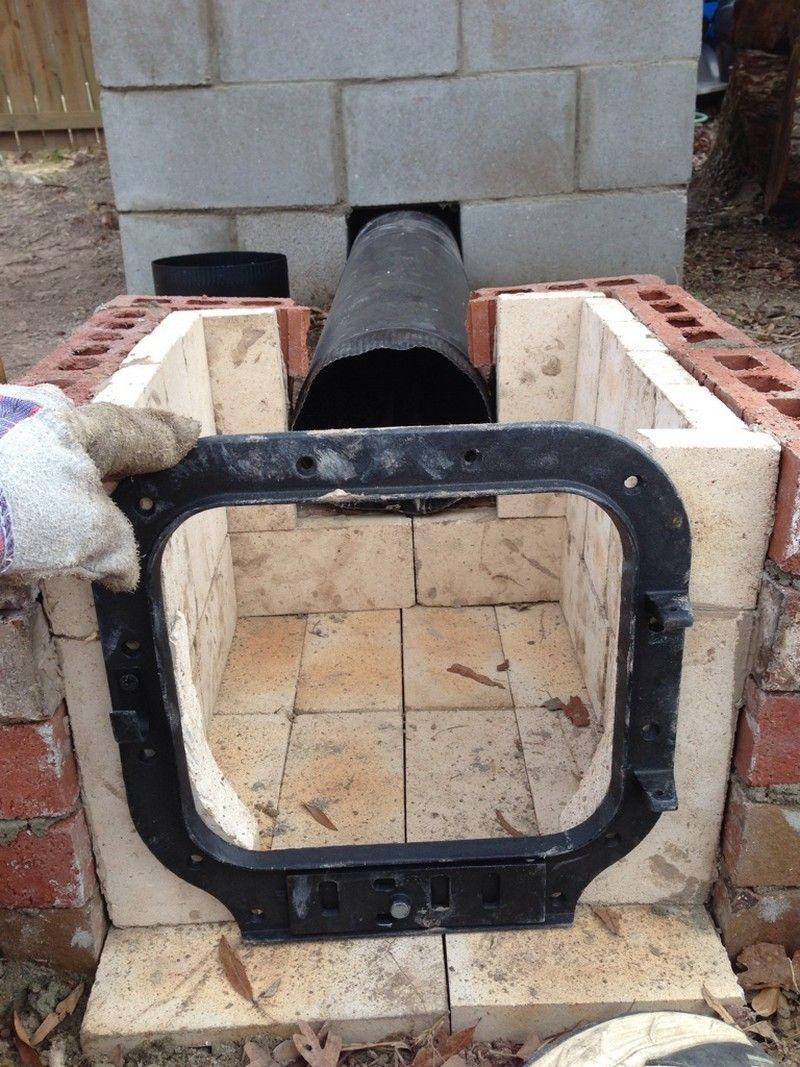 DIY Cedar Smokehouse Diy smoker, Smoke house plans