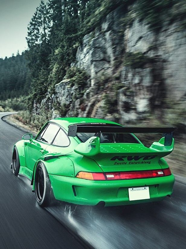 Rwb Porsche Porsche Cars Lamborghini Sv